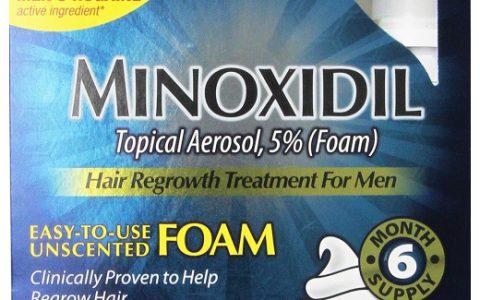 kirkland minoxidil foam 5
